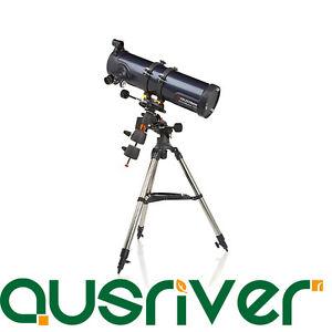 Celestron AstroMaster 130EQ Telescope Reflector Astronomical Gift 31045