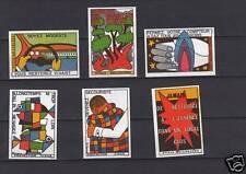 Série étiquettes allumettes France Protection Civile 2