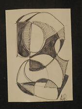 ANTHONY QUINN Original Drawing Nicely framed + Framed Signed letter from Quinn