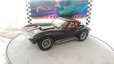 Exoto Corvette Grand Sport Coupe Monte Carlo Magic **Neuzustand OVP Mint in Box*