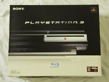 Sony PlayStation 3 PS3 Launch Edition 60GB Console + Blu-Ray BRAND NEW CECH-A01
