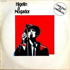 JACQUES HIGELIN: Higelin à Mogador - Concert en 3 Vinyl LP 33T. Très bon état.