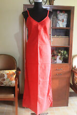 EUC OLD NAVY linen empire long dress, can be maternity, sz 6 (L)