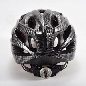 210g Ultra-Leggero Fibra di Carbonio Texture MTB Corsa Casco Bici da Strada