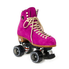 Moxi Lolly Fuchsia Roller Skates New Sz 5( Fits Women 6-6.5) Discontinued
