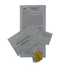 1 x GP/profesional médico diagnóstico de tuberculosis (TB) Kit de sangre de prueba