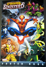 SPIDER-MAN SINISTER SIX posterbook FN+ Marvel comic 2004 modern age SEE MORE