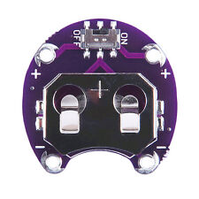 Coin Cell Battery Holder For LilyPad CR2032 Battery Mount Module For ArduinoN SJ