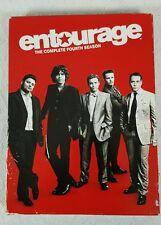 Entourage - The Complete Fourth Season (DVD, 2015, 3-Disc Set)