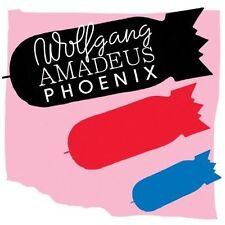 PHOENIX - WOLFGANG AMADEUS PHOENIX NEW VINYL RECORD