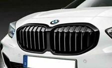 Brand New Genuine BMW F40 1 Series Black Single Slatted Kidney Grill 51138080489