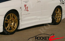 04-05 Subaru Impreza Charge Speed Style Side Skirts USA CANADA JDM FRP