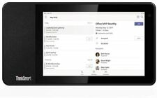 More details for lenovo thinksmart view smart 8 inch display for microsoft teams