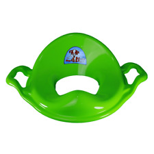 Green Toilet Adaptor for Potty Training Baby Kids Toddler Children Trainer Seat