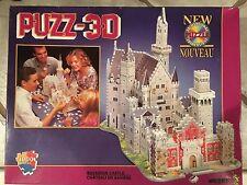 Puzz-3D Bavarian Castle 1000 pieces WREBBIT