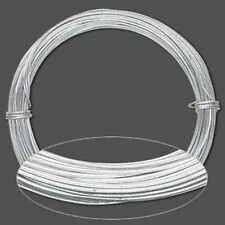 45 Feet Silver Color Coated Aluminum Wire 18 Gauge