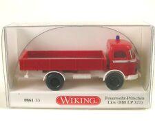 Mercedes-Benz LP 321 Pompier camion de bataille (Sapeurs Pompiers)