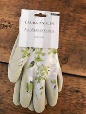 Laura Ashley All Weather Gardening Gloves, Ashdown print, Small or Medium  - NEW