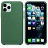 Handy Hülle Apple iPhone 11 Pro Max Original Design Silikon Case Schutzhülle