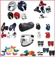 Proforce Sparring Gear Set Package Head Hand Shin Foot Chest Guards Karate TKD