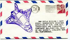 1979 OMS DVT-6 Mission I Duty Cycle Oxidixer Depletion Sim White Sands Missile