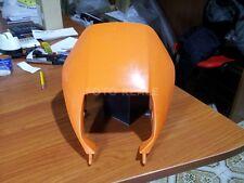 CON GRAFFI CUPOLINO ARANCIONE ANTERIORE KTM LC4 640 2002  RIF. 58408001000 USATO