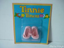 Chaussures roses Tinnie Tinou Ref:813094 / Kenner Parker [ Neuf ]
