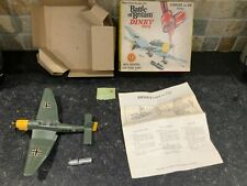 Dinky Toys 721 Junkers JU 87B Battle Of Britain Boxed