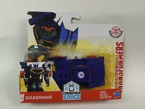 Hasbro Transformers Combiner Force 1-Step Changer SOUNDWAVE Truck Action Figure