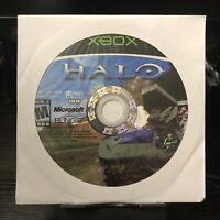 Microsoft Original Xbox   Halo: Combat Evolved   Game Disc Only