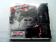 CD  SHAKA PONK   THE WHITE PIXEL APE