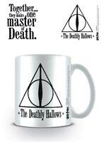 Tazza Originale Harry Potter Triangolo Doni Morte Prodotto ufficiale Regalo