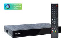 Vistron VT85 Digitaler HDTV Kabelreceiver, Scart, Unitymedia