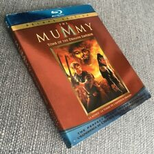 The Mummy: Tomb of the Dragon Emperor [Blu-ray 2-Disc, Digital, 2008, Slipcover]