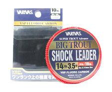 Varivas fluorocarbonio GROSSA trota Shock Leader Linea 30m 14lb (5580)