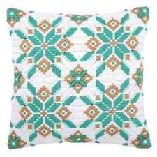 Ice star-long stitch toile imprimée coussin kit-cross stitch-tapestry kit