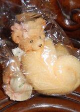 "Cherished Teddies June Bear Figurine ""Planting the Seed of Friendship"""