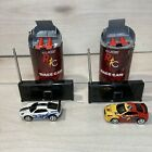 DE Mini RC Race Car in Soda Can RS#6001134 DEMINIRCCAR Lot Of 2 Tested Working