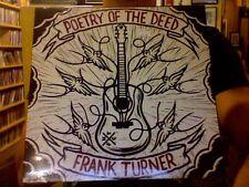 Frank Turner Poetry of the Deed LP sealed vinyl