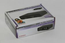 Konig Professional HDMI to VGA Converter Unit, Supports Stereo Audio, 1080p