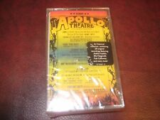 THE STARS OF APOLLO THEATRE SEALED DOUBLE CASSETTE OUT OF PRINT 1993 RELEASE