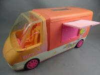 Barbie Motorhome Maxi-Van RV Camper Van Mattel 1996 90s With Accessories