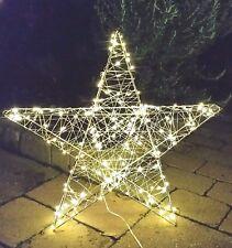 wasserfeste zur weihnachtsdekoration stern lichterketten. Black Bedroom Furniture Sets. Home Design Ideas