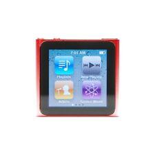 Apple iPod nano 6th Generation Red (8 GB)