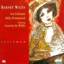 Talisman * by Barney Wilen (CD, Jun-2009, IDA Records)