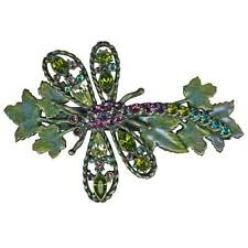 NEW KIRKS FOLLY DRAGONFLY DANCE SMALL BARRETTE
