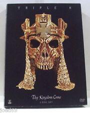 WWE Triple H Thy kingdom come