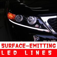 Surface-Emitting LED Head Eye Line Light DIY 2p 1set For 10 11 12 Kia Sorento R
