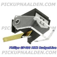 PHILIPS GP-400 MKII, GP-500 MKII naald, needle, stylus, nadel, aguja tocadiscos