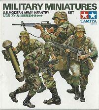 Tamiya U.s.modern Army Infantry Set Scala 1 35 Cod.35133